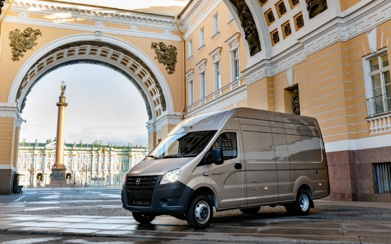 Russian LCV market has increased by 7% in January 2020
