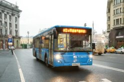 Russian new bus market has declined by 5% in 2020