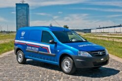 Russian Post has made an order of more than 1000 Lada Largus vans