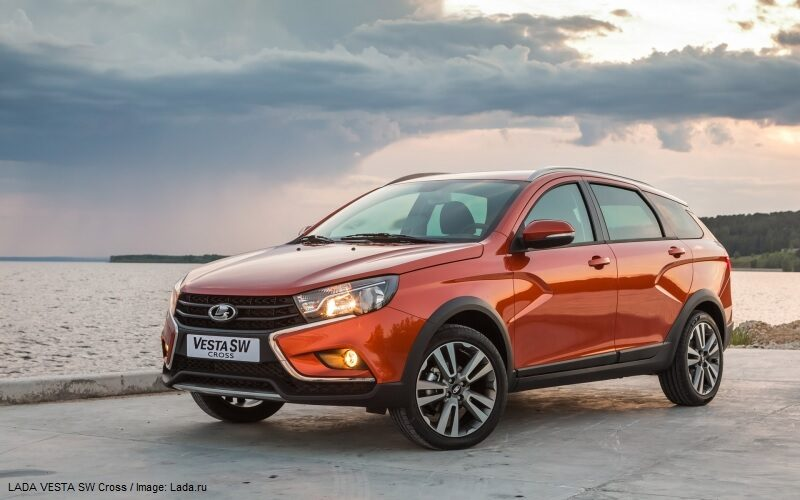 Production shrank by a third at Lada Izhevsk factory within the first half of 2020