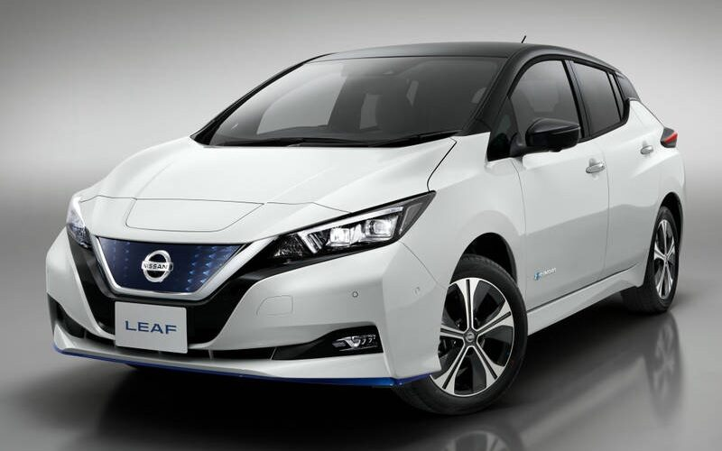 Russian electric car market decreased by 18% within the first half of 2020