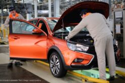 Lada production fell by 27% in Izhevsk within the first 9 months of 2020