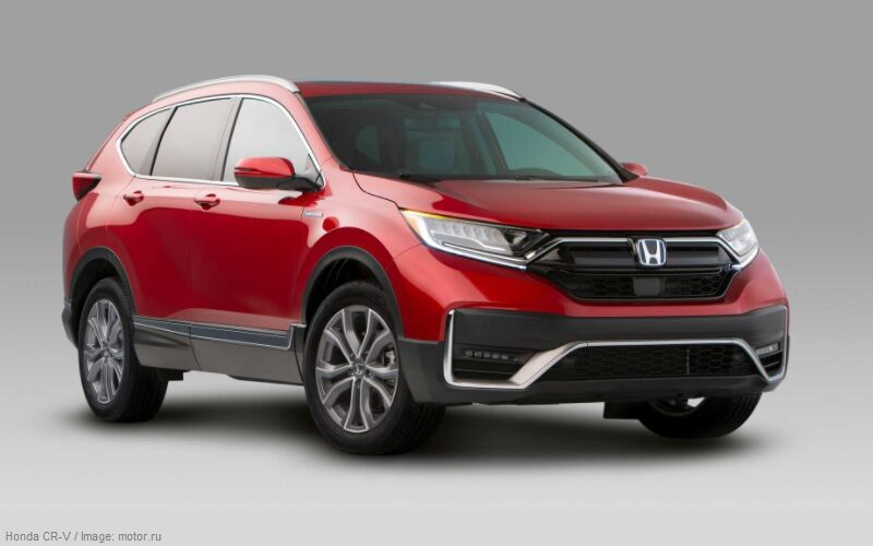 HONDA will discontinue automobile supplies to the Russian market in 2022