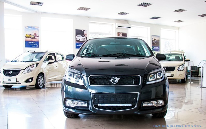 The cheapest automobiles in the Russian market in 2020