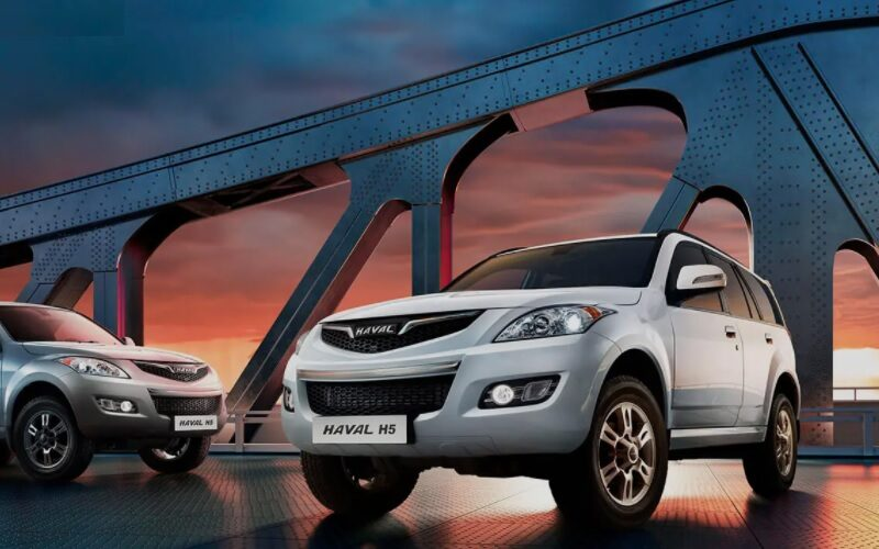 Haval has discontinued the production of H5 SUV in Russia