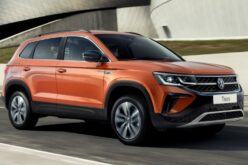 Volkswagen has started the production of the new Taos crossover in Russia