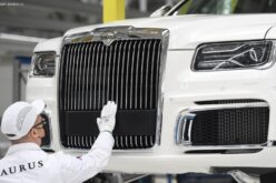 KAMAZ has started the production of the key parts of Aurus engines
