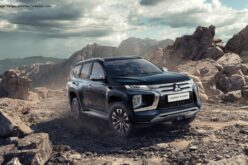 The production of the new Mitsubishi Pajero has been launched in Russia
