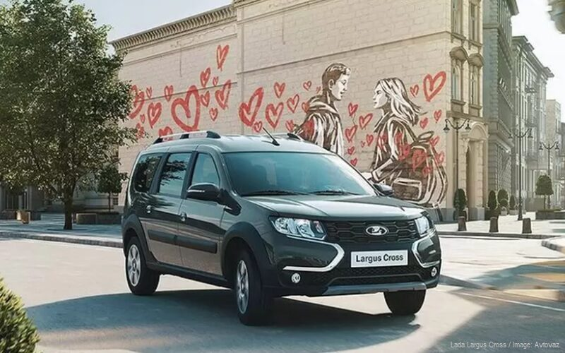 LADA sales results for the first half of 2021