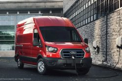 Sollers Ford has postponed the production of the Transit electric van